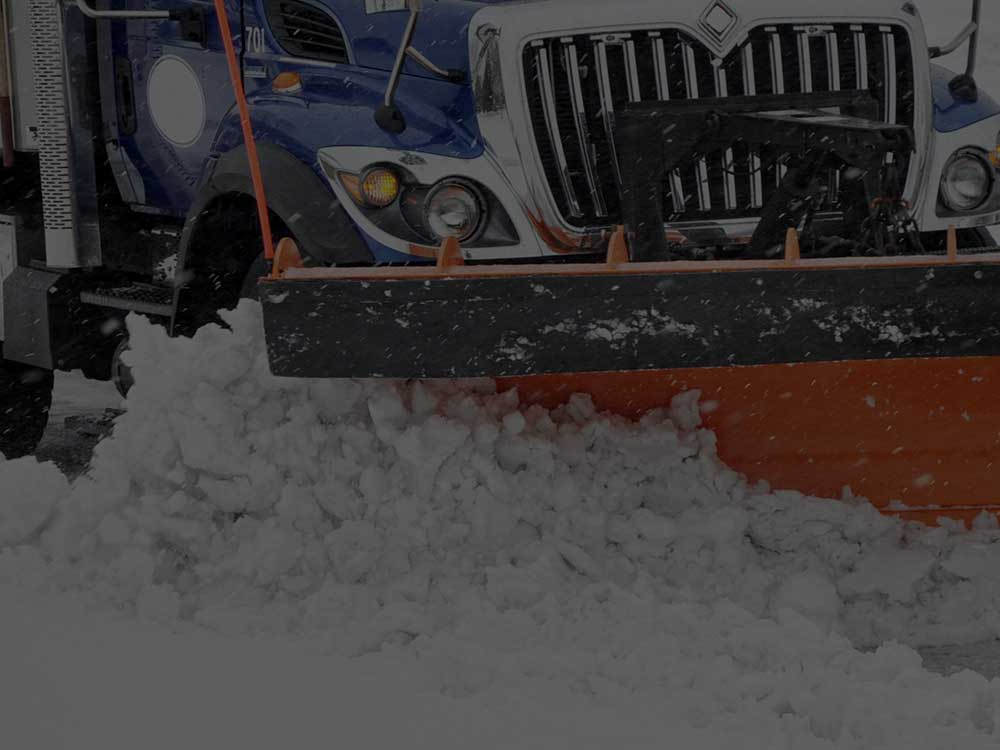Beachwood Commercial Snow Removal