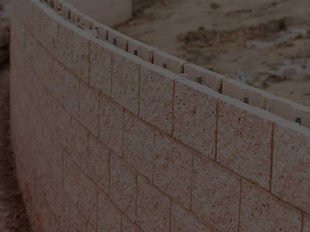Beachwood Retaining Walls